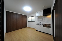 二世帯住宅 セカンドキッチン
