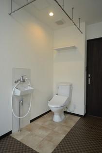 介護・介助しやすいトイレ