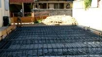 重量鉄骨造 鉄筋コンクリートベタ基礎 ベースパック柱脚工法 ごっついベタ基礎