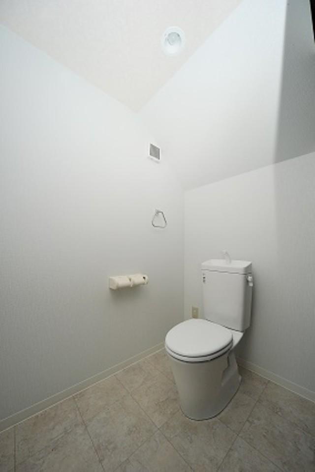 トイレもスッキリ