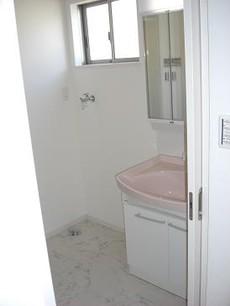 2階システム洗面化粧台 パナソニック電工エムライン