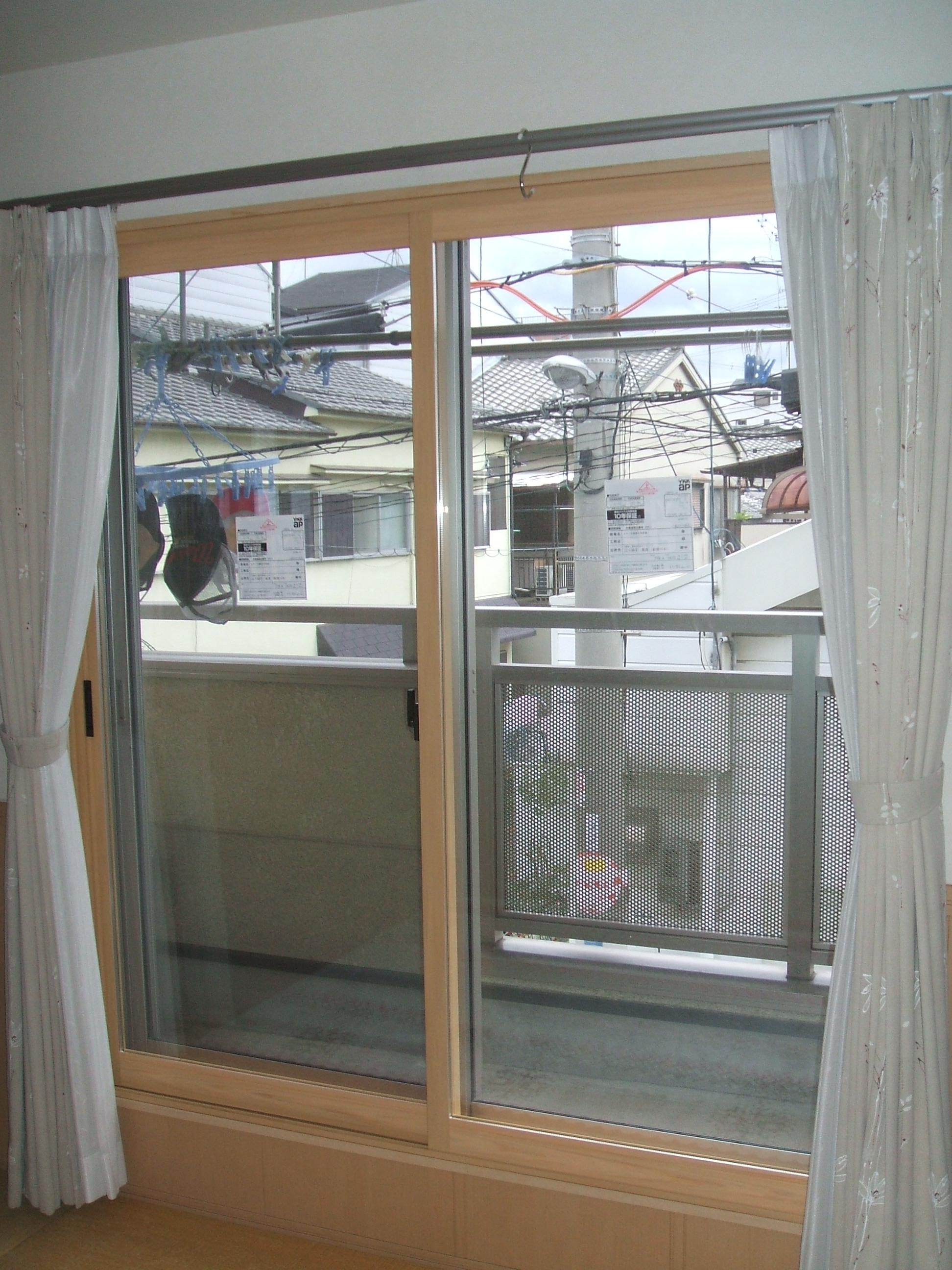 内窓(二重サッシ)窓リフォーム工事
