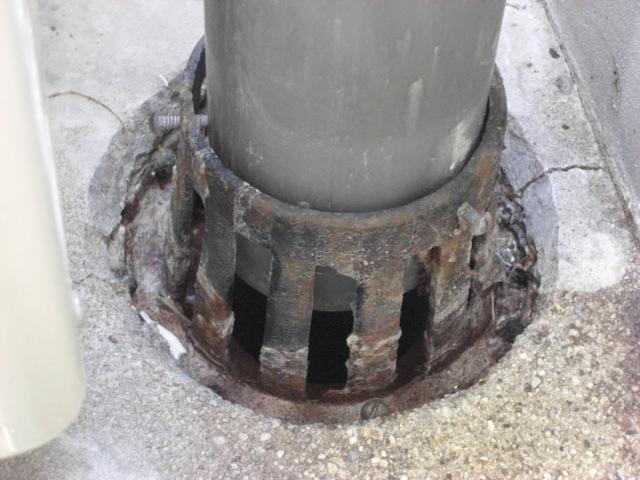 リフォーム大阪市旭区 雨漏修理・雨漏修繕 バルコニー防水工事