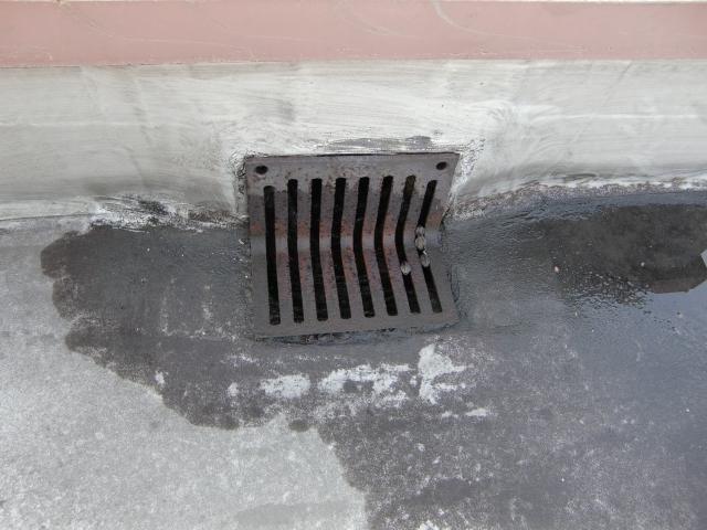 リフォーム大阪市平野区 雨漏修繕・雨漏修理 陸屋根