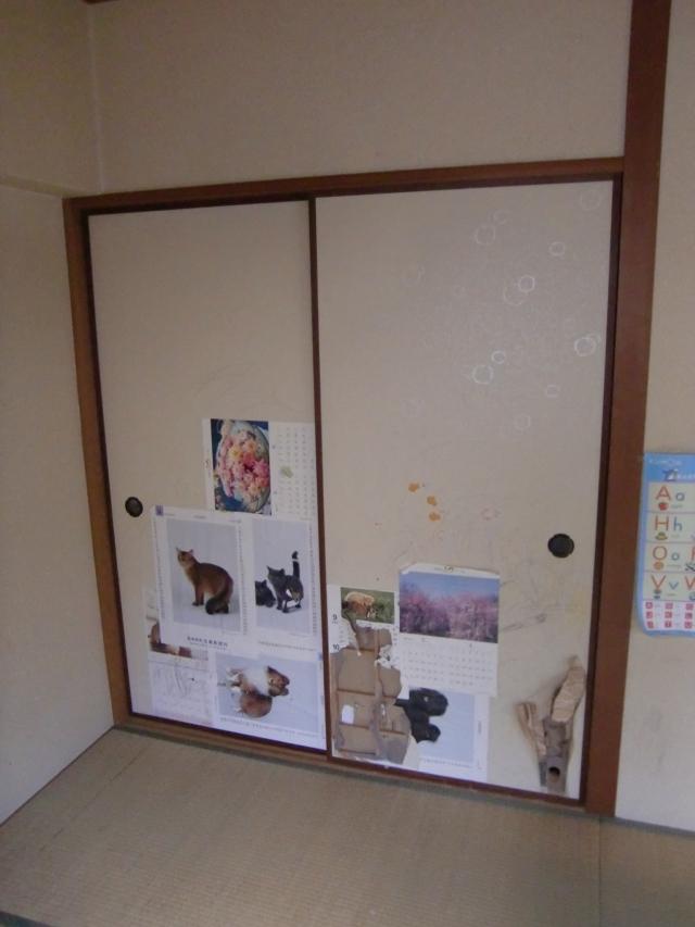 リフォーム兵庫県尼崎市 内装リフォーム(クロス張替・壁紙張替・クッションフロアー張替)和室から洋室へ