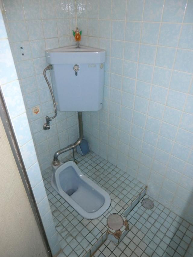 リフォーム堺市 店舗トイレリフォーム 和式トイレから洋式トイレへ