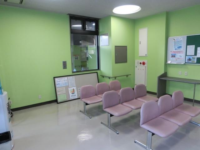 リフォーム堺市 病院内装リフォーム 診療所内装リフォーム 内装リフォーム(クロス張替・壁紙張替)