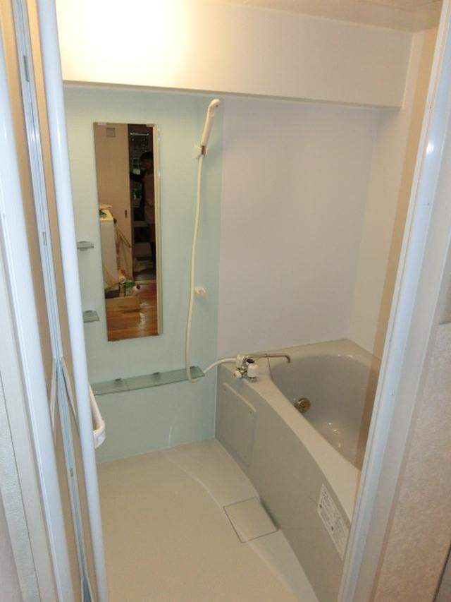 浴室リフォーム ユニットバス入れ替え工事 兵庫県尼崎市