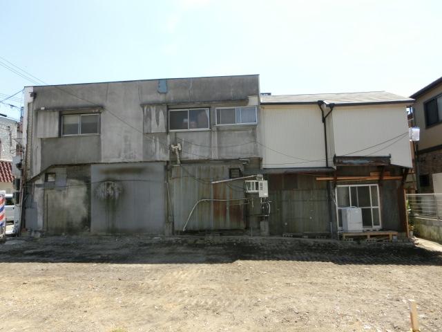 リフォーム堺市堺区 店舗外壁リフォーム工事