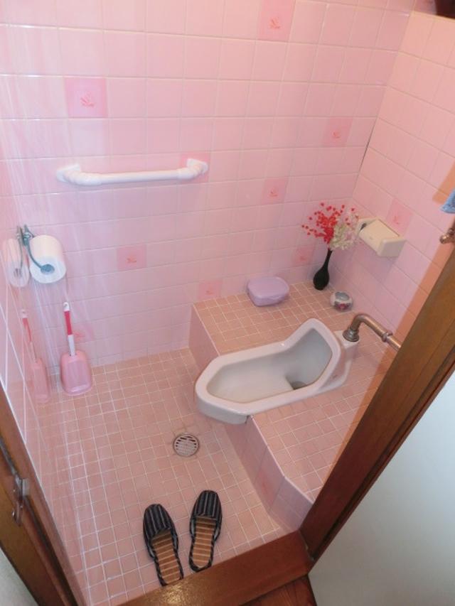 介護リフォーム 介護保険住宅改修費給付券 大阪市生野区 和式トイレから洋式トイレへ