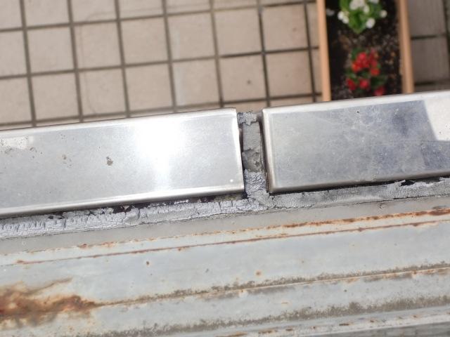 雨漏り修繕河内長野市 雨漏修繕コーキング工事