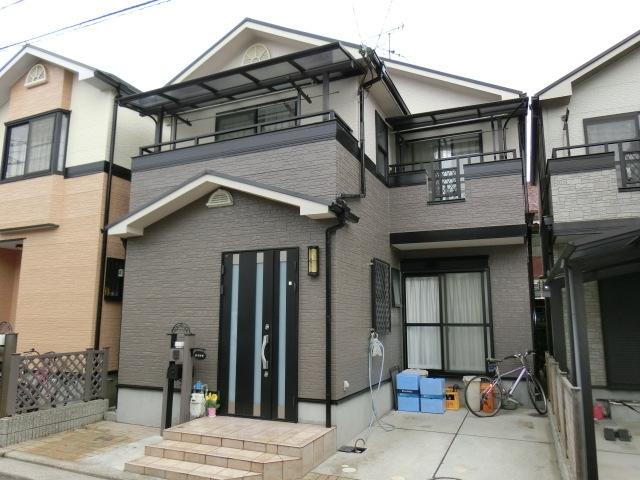堺市堺区外壁塗装工事