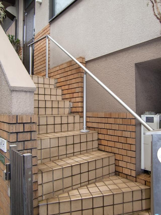 介護リフォーム大阪市 介護保険 手すり設置工事