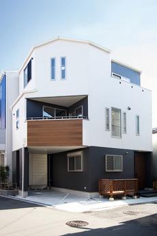 【かやのんの家】個性的だけどシンプルで住み心地が良い家