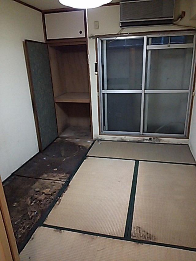 堺市堺区賃貸マンションリフォーム工事