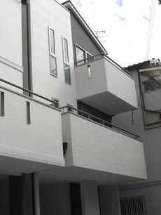 【かやのんの家】ブラック&ホワイトのシンプルモダンデザインにこだわった家