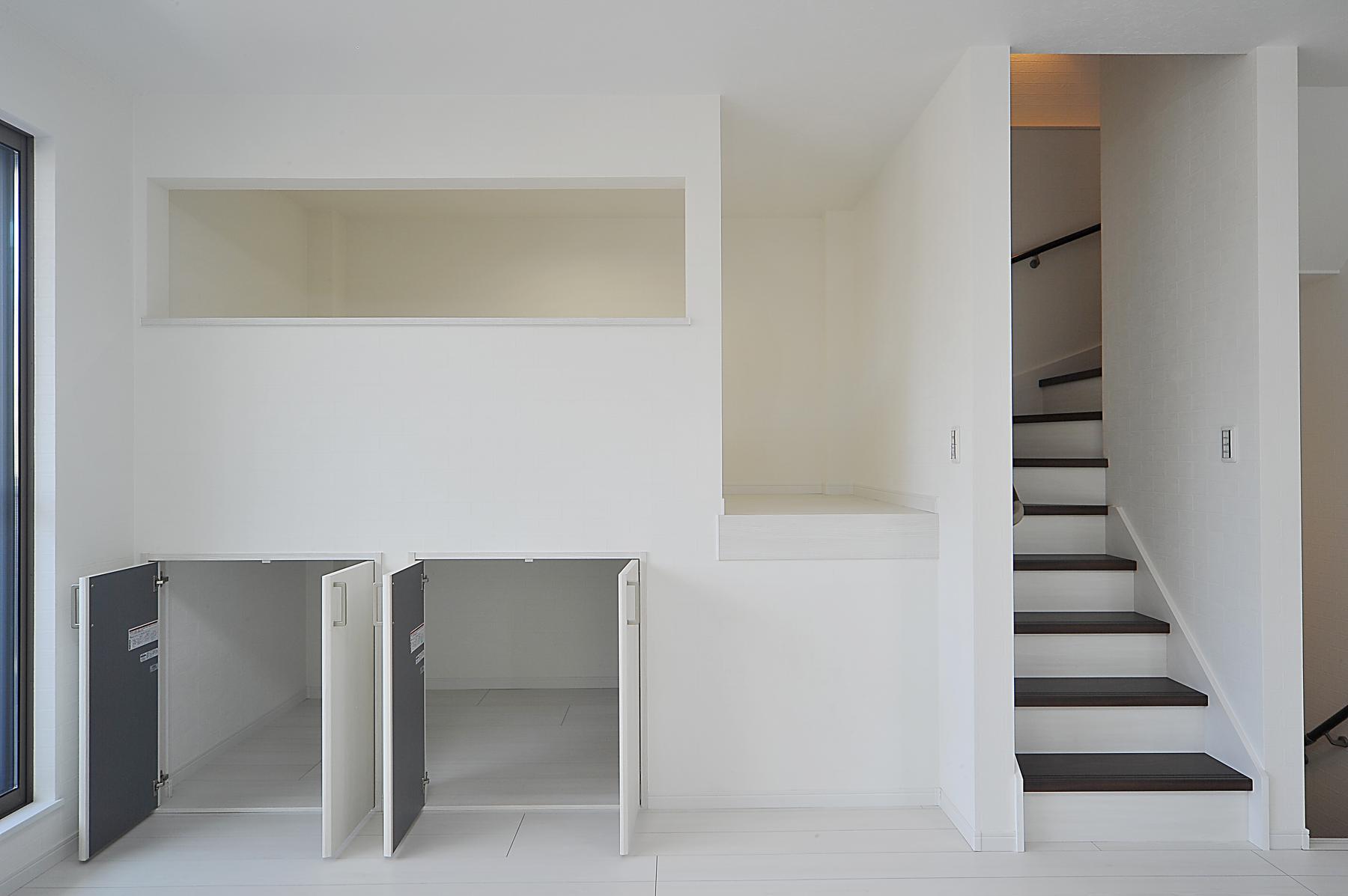 秘密基地がある夢の二世帯住宅遊び心をくすぐる楽しい設計♪
